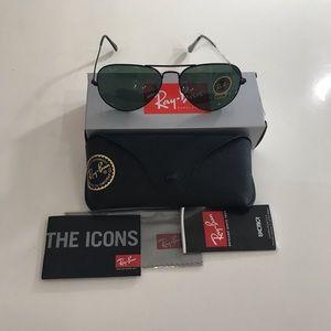 Ray-Ban aviator sunglasses,RB3025,Unisex